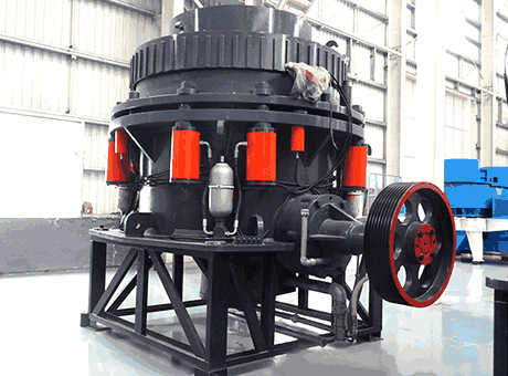 Oil Flow Diagram For Cone Crusher